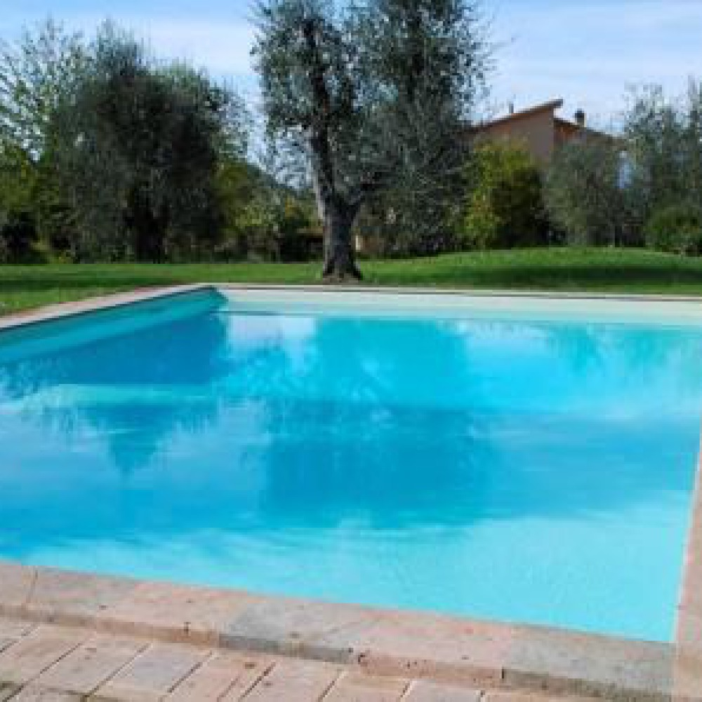 Countryhouse with pool  on Pisa hills