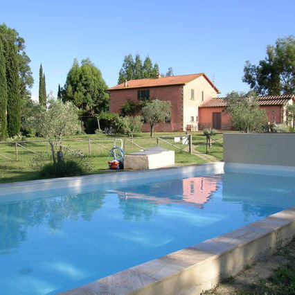 Countryhouse in Maremma with pool
