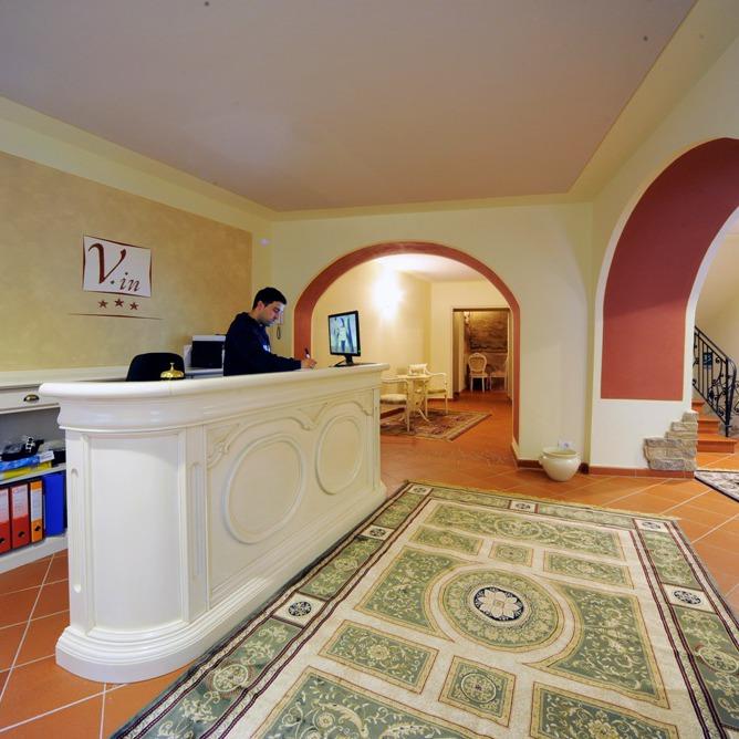 Boutique hotel in center of Volterra