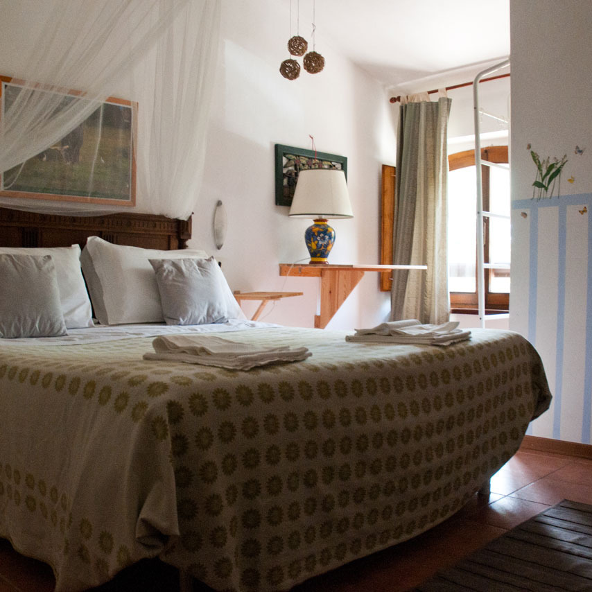 Family hotel in Maremma: biological food