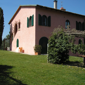 Farmhouse in the heart of Tuscany