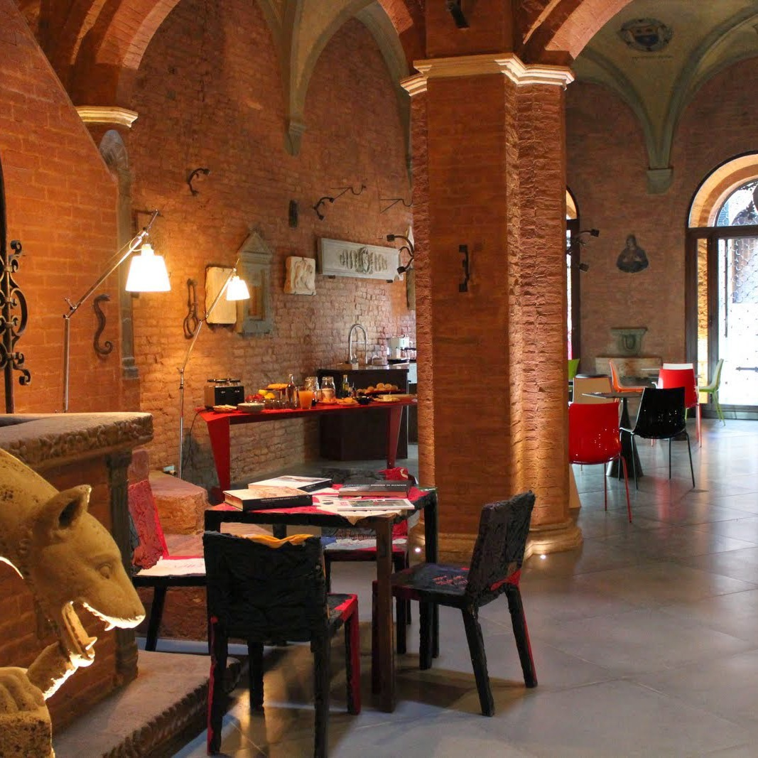 Design Hotel in the heart of Siena