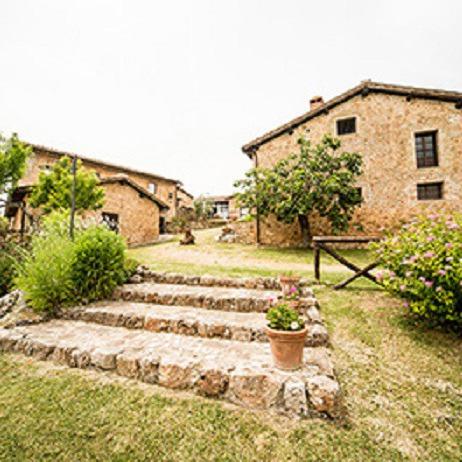 agriturismo nelle terre di Siena