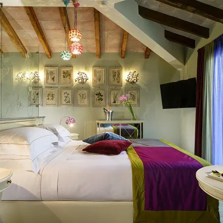 Hotel e Residence di comfort in campagna